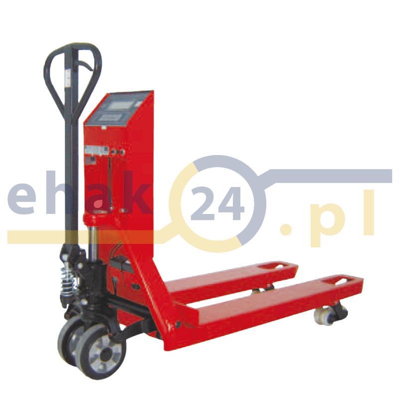 Zupełnie nowe Wózki paletowe ręczne z wagą, paleciak, cena, wózek paletowy TQ19